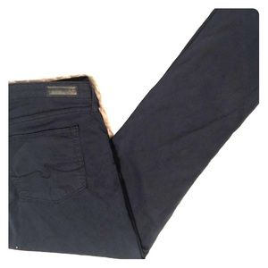 AG Prima jeans- midnight navy